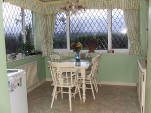 Breakfast area- click for photo gallery
